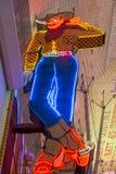 The Las Vegas Vic Royalty Free Stock Photos