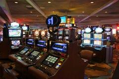 Las Vegas videopoker Royaltyfri Foto