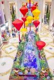 Las Vegas, Wenecki Chiński nowy rok Zdjęcie Royalty Free