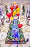 Las Vegas, Wenecki Chiński nowy rok Fotografia Stock