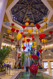 Las Vegas, Wenecki Chiński nowy rok Obraz Royalty Free