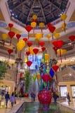 Las Vegas, Wenecki Chiński nowy rok Obrazy Royalty Free