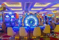Las Vegas, Wenecki hotel Fotografia Stock