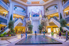 Las Vegas, Wenecki hotel Fotografia Royalty Free