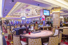 Las Vegas, Wenecki hotel Obraz Royalty Free