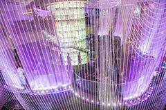 Las Vegas, świecznika bar Zdjęcia Stock