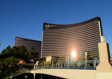 Las Vegas Wynn and Encore Stock Images