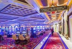 Las Vegas Wynn hotel Obrazy Royalty Free