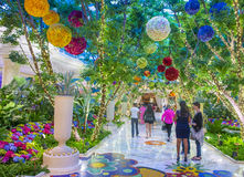 Las Vegas Wynn hotel Obrazy Stock