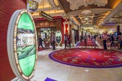 Las Vegas Wynn hotel Fotografia Royalty Free