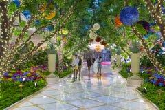 Las Vegas, Wynn-hotel Stock Afbeelding