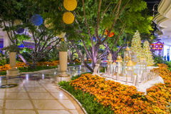 Las Vegas, Wynn-Hotel Stockfotografie