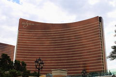 Las Vegas - Wynn Hotel and Casino Stock Image