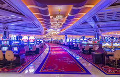 Las Vegas Wynn hotel stock photography