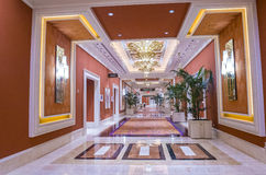 Las Vegas Wynn hotel Stock Image