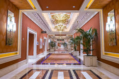 Las Vegas Wynn hotel Royalty Free Stock Photos