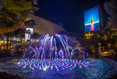Las Vegas , Wynn hotel stock photos