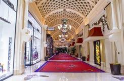 Las Vegas Wynn hotel Royalty Free Stock Photo