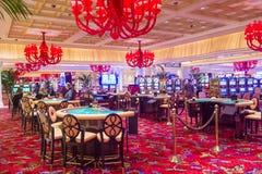 Las Vegas Wynn hotell arkivfoto