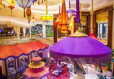Las Vegas Wynn hotell Royaltyfri Bild