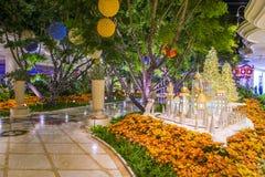 Las Vegas Wynn hotell Arkivbild