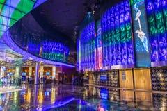 Las Vegas Zarkana Zdjęcie Stock