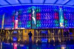 Las Vegas Zarkana Stock Fotografie