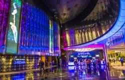Las Vegas Zarkana Zdjęcia Stock