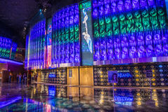Las Vegas Zarkana Image libre de droits