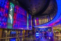 Las Vegas Zarkana Obrazy Royalty Free