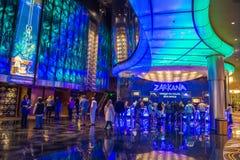Las Vegas Zarkana Fotografia Royalty Free