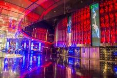 Las Vegas Zarkana Royalty-vrije Stock Afbeeldingen