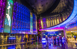 Las Vegas Zarkana Stock Photos