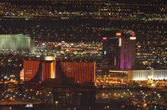 Las Vegas, zona metropolitana, horizonte, metrópoli, ciudad fotos de archivo