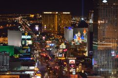 Las Vegas, zona metropolitana, paisaje urbano, ciudad, zona urbana fotos de archivo