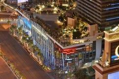 Las Vegas, zona metropolitana, uso mezclado, metrópoli, ciudad imagenes de archivo