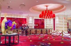 Las Vegas-Zugabenhotel Lizenzfreie Stockfotografie