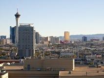 Las- Vegasansicht-Tag Lizenzfreies Stockfoto