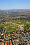 Luft-Las Vegas lizenzfreie stockfotografie