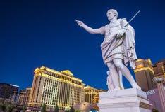 Las- VegasCaesars Palace Lizenzfreies Stockfoto