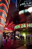 Las- Vegasleben Stockfoto