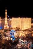 Las- Vegasnacht Lizenzfreie Stockfotos