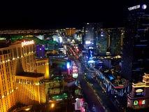 Las- VegasSkyline Lizenzfreies Stockbild