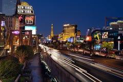 Las- Vegasstreifen. Stockbilder