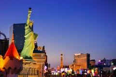 Las- Vegasstreifen Lizenzfreie Stockbilder