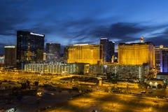 Las- Vegasstreifen Lizenzfreies Stockfoto