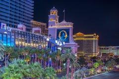 Las- Vegasstreifen Stockbilder