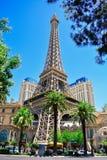 Las- Vegasstreifen am Sommertag Lizenzfreies Stockbild