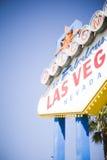 Las- Vegaswillkommen Lizenzfreie Stockfotografie