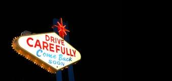 Las- Vegaszeichen stockbilder